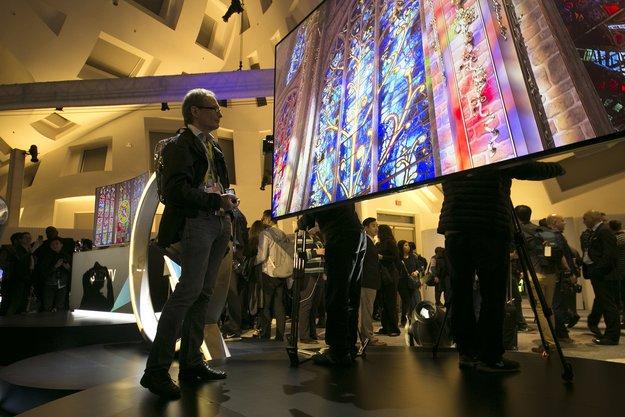 """""""Beste Bildqualität aller Zeiten"""": Samsungs QLED-Fernseher sind da"""
