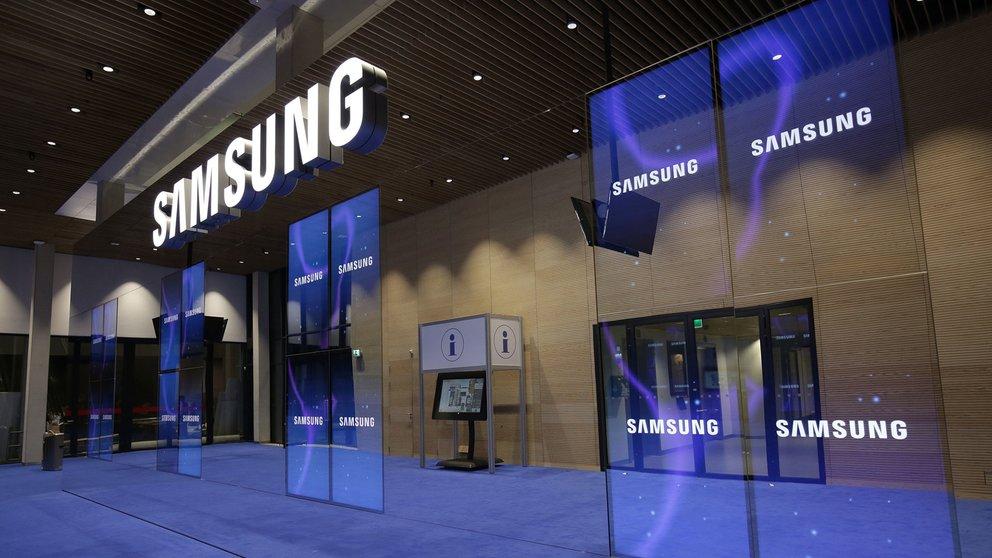 Samsung: Erstes faltbares Smartphone soll im 3. Quartal kommen