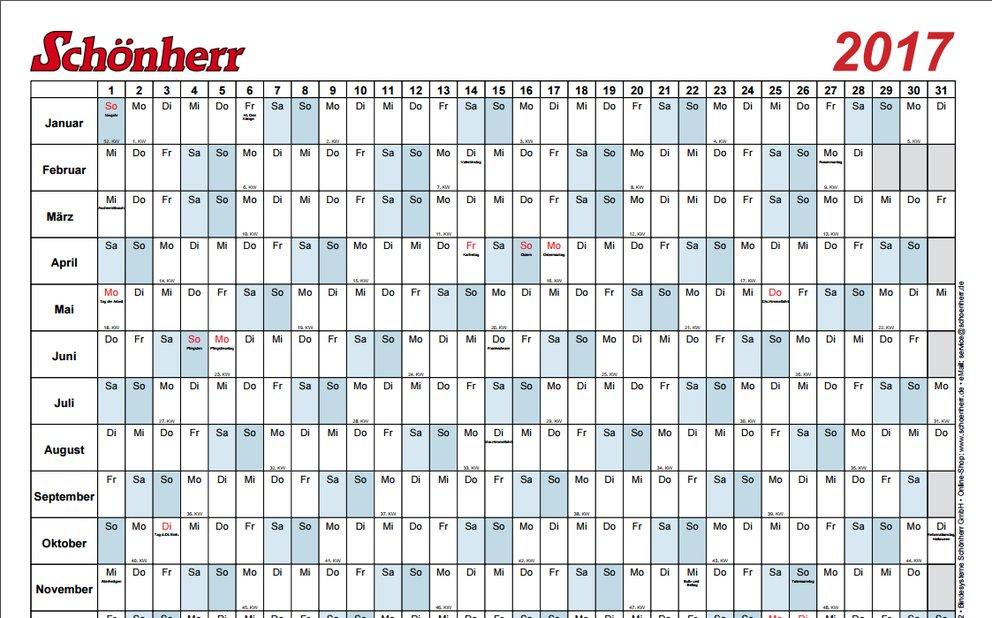 Schönherr-Kalender-2017