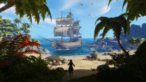 Sea of Thieves: Lässt kurzzeitig Fortnite und PUBG hinter sich