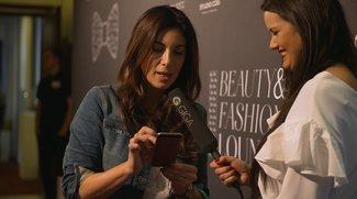 Tech meets Style: Mit dem Selfie-Smartphone auf der Fashion Week