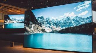OLED-TV Sony Bravia A1: Das gigantische Display ist der Lautsprecher
