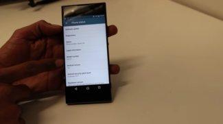 Sony Xperia XA (2017): Video zeigt neues Smartphone vor der Präsentation