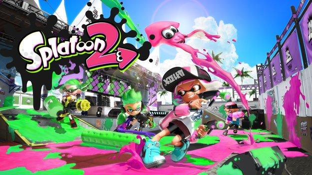 Splatoon 2: Händler nennt Release-Termin des Farbshooters für Nintendo Switch