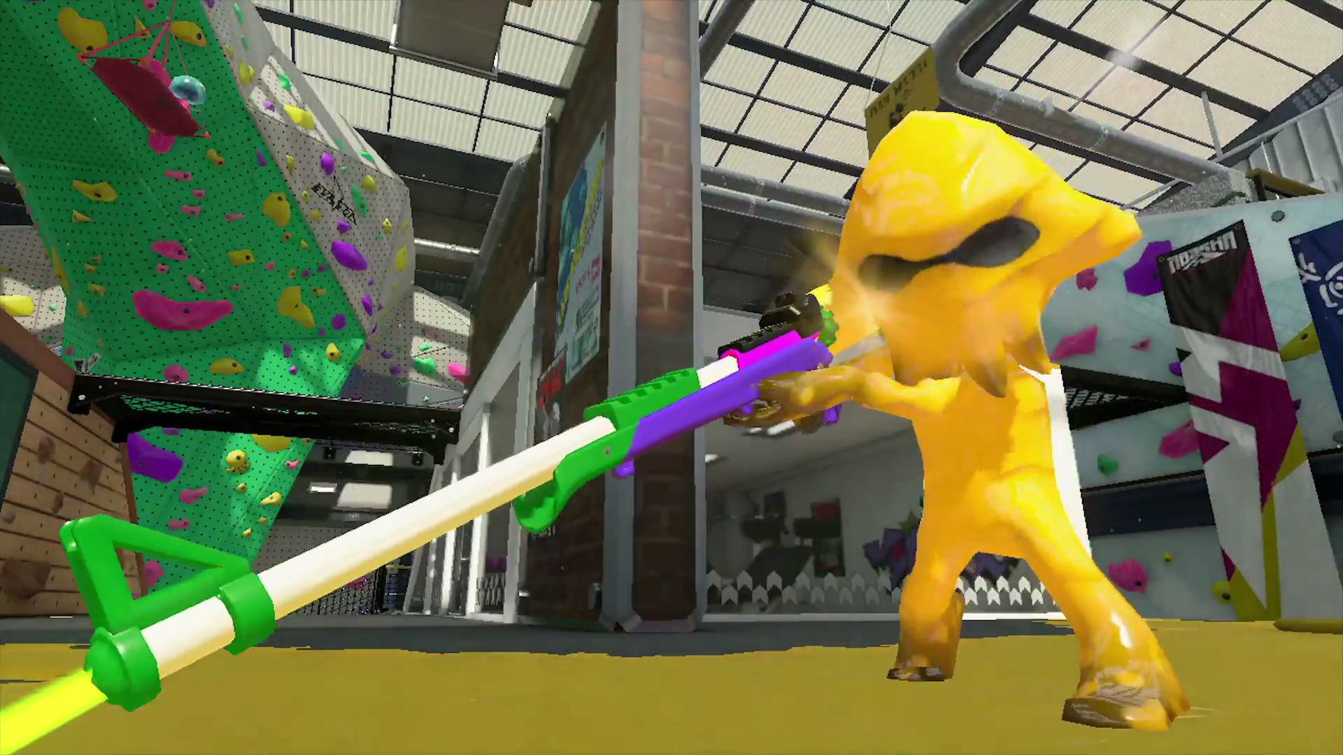 Splatoon 2 Fur Nintendo Switch Angekundigt