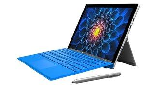 Surface Pro 4 Core m3 mit Stylus und Type Cover für 799 € statt 1.149 € – nur vom 27. bis 29. April