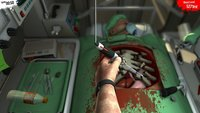 Surgeon Simulator: So sieht es aus, wenn sich echte Ärzte am Spiel versuchen