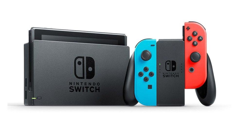 Kein Lieferengpass für Nintendo Switch, aber Konsole zum Teil bereits ausverkauft