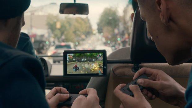 Nintendo Switch: Händler listet Zubehör und Games mit Preisen