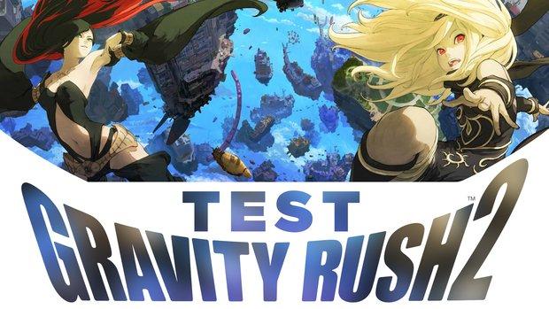 Gravity Rush 2 im Test: Höhenflug oder Bruchlandung?