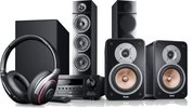 Bis zu 40 % Rabatt auf Premium-Lautsprecher und -Kopfhörer von Teufel