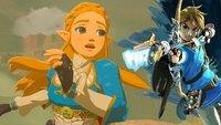 The Legend of Zelda - Breath of the Wild: Sex und Gewalt in Hyrule