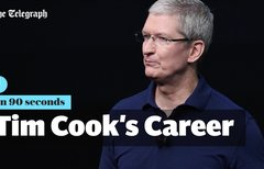 Tim Cook: Video dokumentiert...