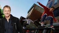Tony Hawk: Skateboarding-Legende deutet neues Spiel an – vielleicht Skate 4?