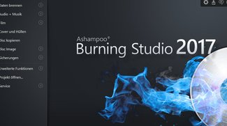 Top-Download der Woche 01/2017: Ashampoo Burning Studio 2017