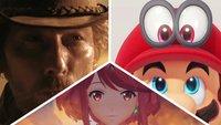 Nintendo Switch: Das sind alle Trailer der Präsentation