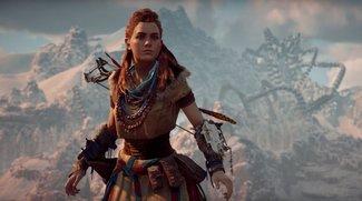 Horizon - Zero Dawn: Neue Gameplay-Szenen von der PS4 Pro