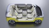 VW-Bus der Zukunft: Elektrisch, ausdauernd und mit viel Platz