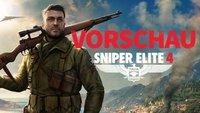 Sniper Elite 4 in der Vorschau: Zwischen Realismus und Spielspaß