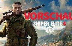 Sniper Elite 4 in der Vorschau...