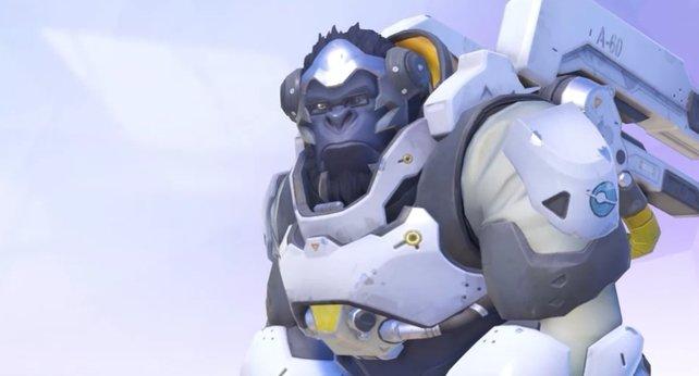 Winston kontern in Overwatch