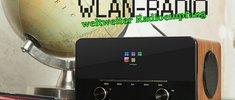 WLAN-Radio: Was man beim Kauf eines Internetradios beachten sollte