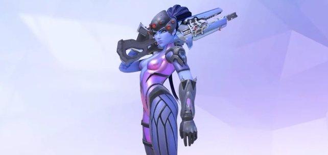 Overwatch Widowmaker kontern