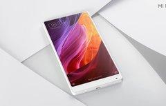 Xiaomi Mi Mix Evo: Randloses...
