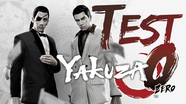 Yakuza 0 im Test: Mehr als ein Prequel?