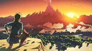 The Legend of Zelda: Diese Artworks verraten mehr über Breath of the Wild