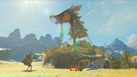 The Legend of Zelda: Dieser neue Screenshot aus Breath of the Wild verrät mehr als Du denkst