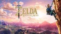 The Legend of Zelda - Breath of the Wild: Weitere Details zum Abenteuerspiel