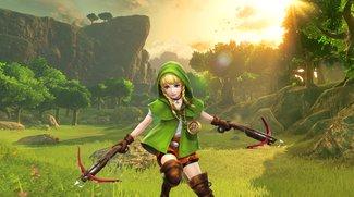 The Legend of Zelda Breath of the Wild: Link wäre fast zur Frau geworden