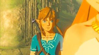 The Legend of Zelda: Breath of the Wild erscheint zum Switch-Launch