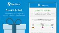 ZenMate für Firefox