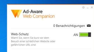 Was ist die Ad-Aware Web Companion? Wie deinstallieren?