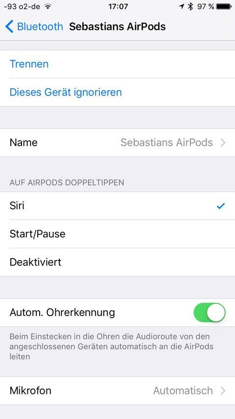 Auf android lauter machen airpods Airpods mit