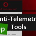 Top 7 Anti-Spy- und Anti-Telemetrie-Tools für Windows 10, 7 und 8