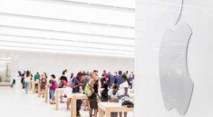 Deutsches Unternehmen beklebt Apple Stores weltweit mit Mais und Leinsamenöl