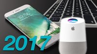 iPhone 8, neues MacBook, Siri Home Hub und noch viel mehr: Diese Produkte erwarten wir 2017 von Apple