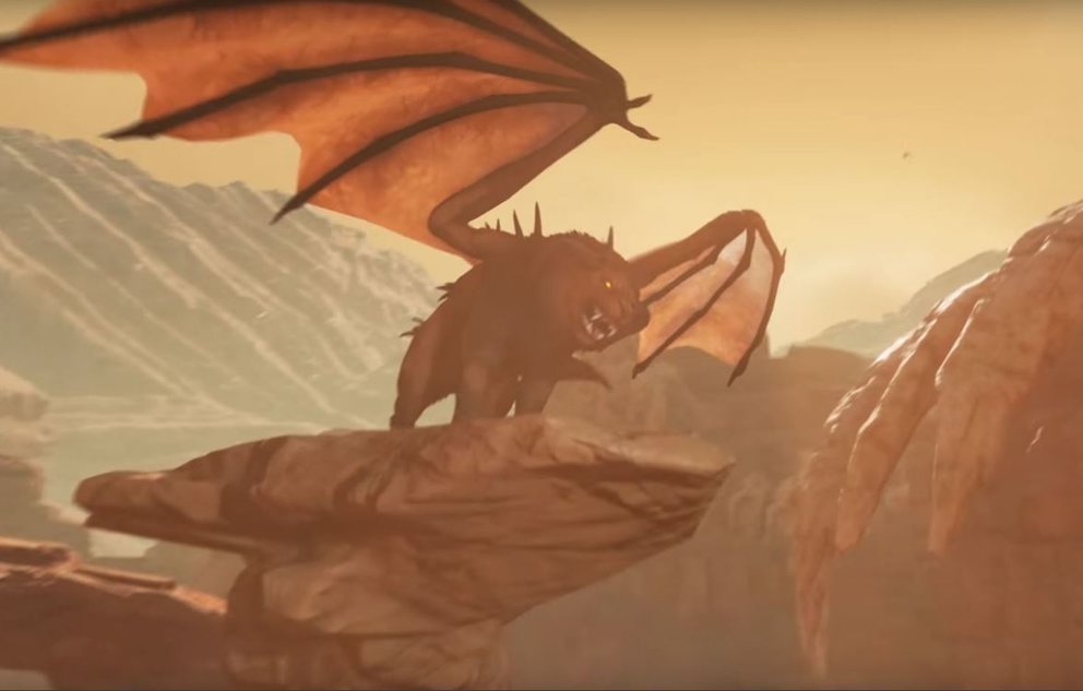 ARK survival evolved manticore