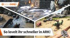 ARK - Survival Evolved: schnell leveln im Level-Guide (mit Cheat)