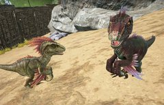 ARK - Survival Evolved: Dinos...