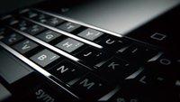 BlackBerry Mercury: Teaser-Video zeigt das Android-Smartphone mit physischer Tastatur
