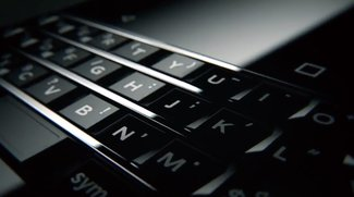 BlackBerry Mercury: Teaser-Video zeigt das Android-Smartphone mit physischer Tastatur