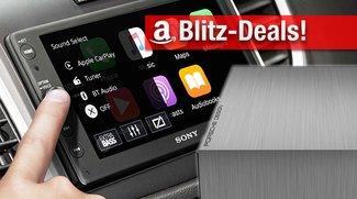 Blitzangebote: Apple CarPlay Radio, AirPlay-Receiver, 5 TB Porsche-Festplatte, diverse Smartphones günstiger