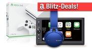 Blitzangebote & Prime Deals: CarPlay-Radio u. BT-Kopfhörer von Sony, Xbox One S Bundle, NAS