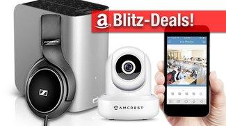 Blitzangebote: Sennheiser-Kopfhörer, 6 TB Thunderbolt Festplatte, WLAN-Kamera günstiger
