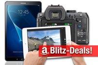 Blitzangebote & CyberSale: iPad mini 4, Galaxy Tab A, Pentax K-S2 Spiegelreflexkamera zum Bestpreis