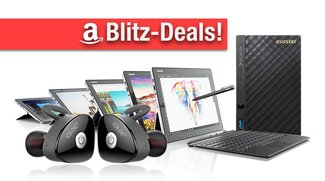 Blitzangebote: NAS, Lenovo Miix Tablet PC, AirPods Alternative, HP Multifunktionsdrucker günstiger